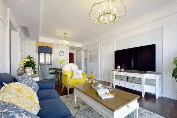 第一次去表姐家,她的房子装修太漂亮了,连一个玄关都那么好看!