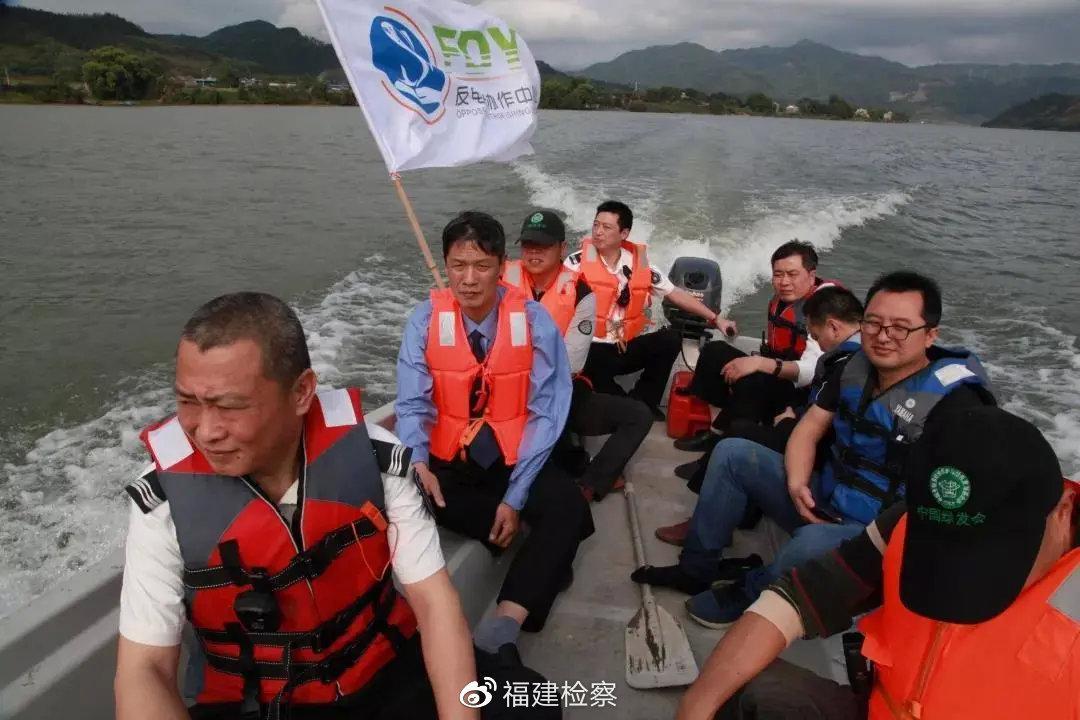 中国水周 | 建瓯检察为水域生态环境保护提供有力司法保障