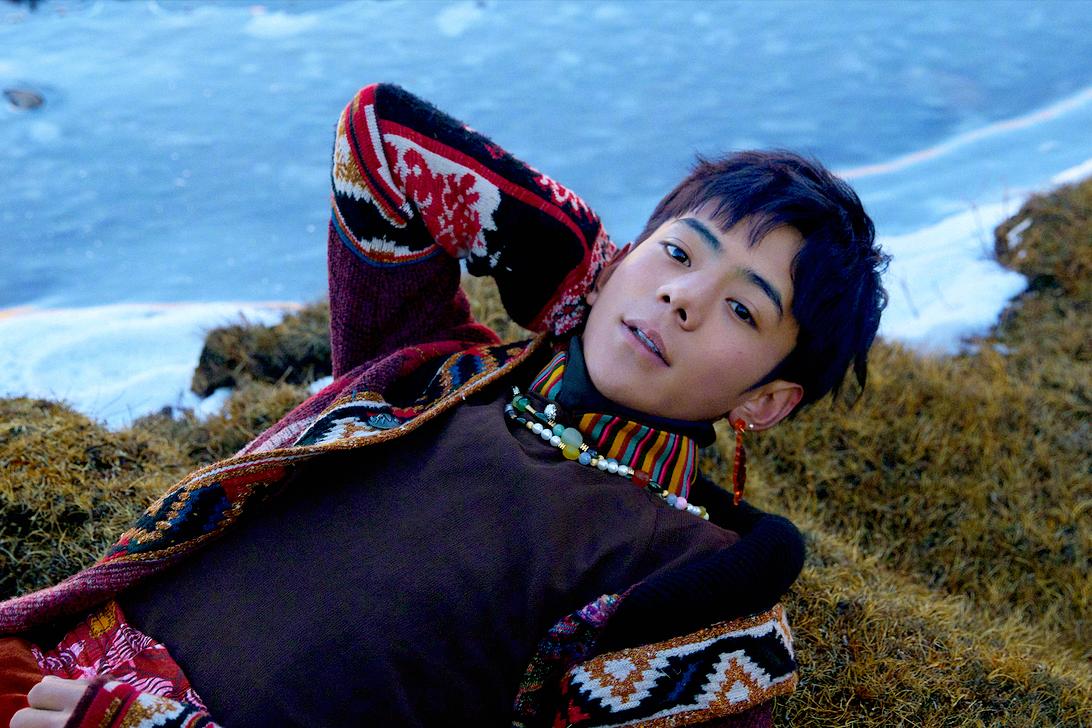 丁真走红,蒲巴甲像王力宏,藏族明星人气高,可惜一位27岁就去世