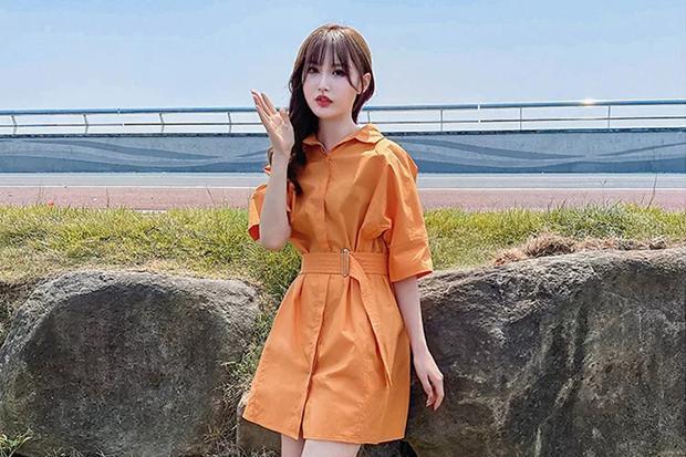 夏季如约而至,遮肉显瘦的衬衫裙,让你舒适度和时髦度同时在线