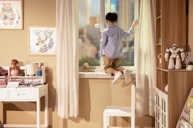 小米有品众筹叮零窗户限位报警器:小巧精致,做工优异,无需布线