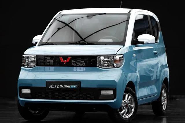 请问:五菱宏光Mini EV究竟算不算老头乐?