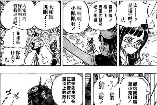 海贼王991话:锦卫门史诗级加强,凯多的热息被斩灭,战力崩了