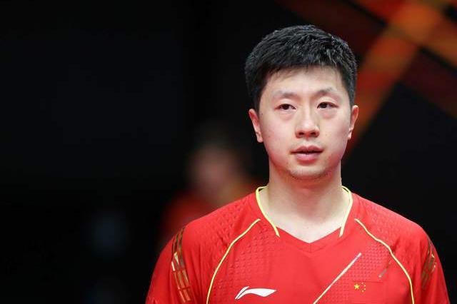 马龙没让王楚钦过关,朱雨玲输球依然满意