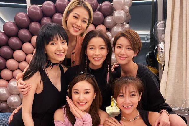 方力申送花贺寿!TVB绯闻不断的小花陈滢生日获众多好友庆祝
