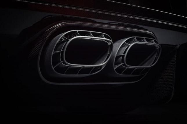 3D打印排气尾管是布加迪新车后部设计的重要一环