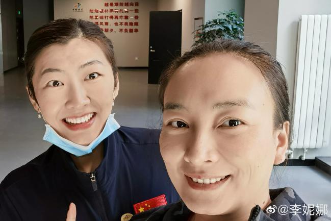 中国自由式滑雪三代纪录创造者齐聚,有爱互动萌出天际