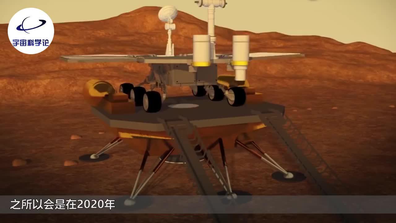 """火星探测器首次公开,""""火星一号""""预计2020年发射,看完彻底服了"""
