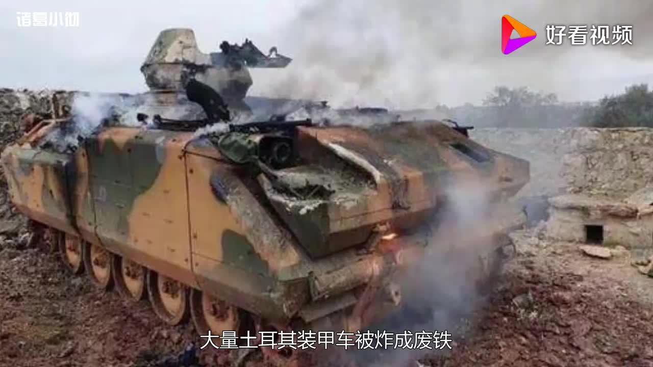 大量装甲车被炸成废铁俄军下令使用集束炸弹军方拒绝任何谈判