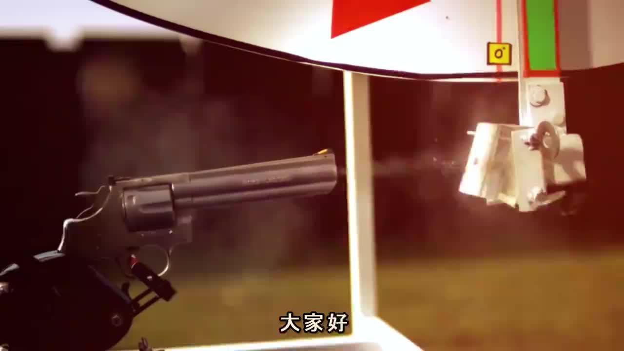 4个验证传言真假的精彩实验 ,割草机中能射出子弹吗?