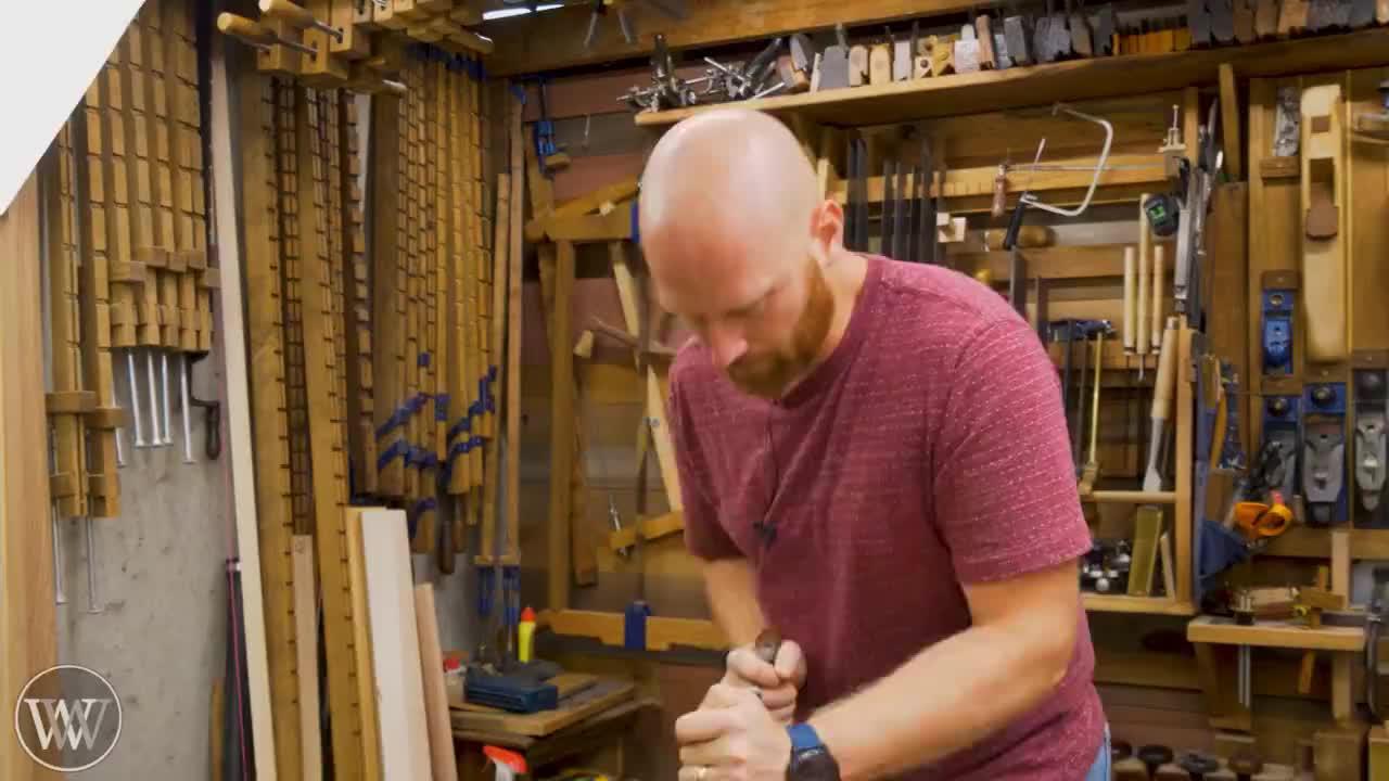 国外小伙练了几个月制作一个15根的鲁班锁成品还算过得去