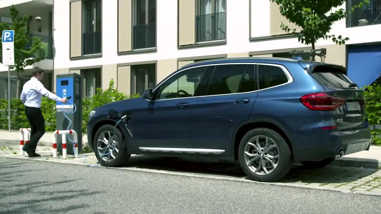 2021款 宝马 X3 xDrive30e 插电混动版