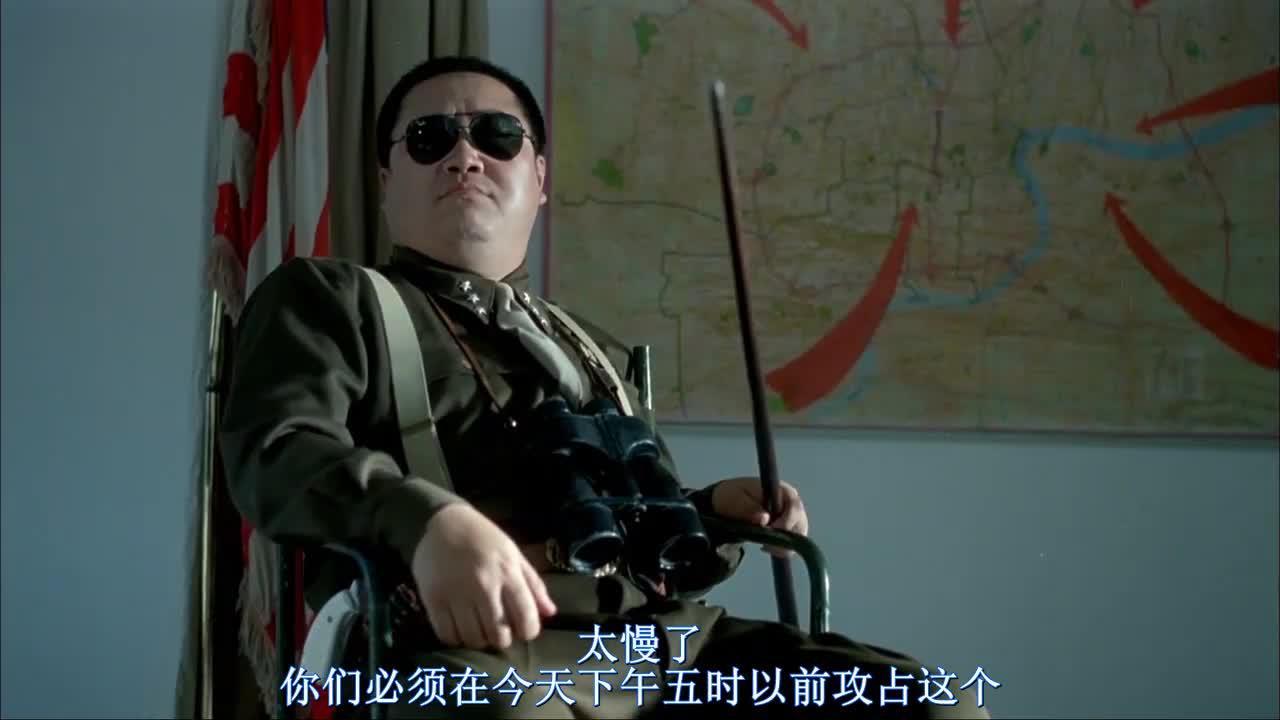 甲方乙方:巴顿将军攻打南京雨花石?冯小刚这片子太好笑!