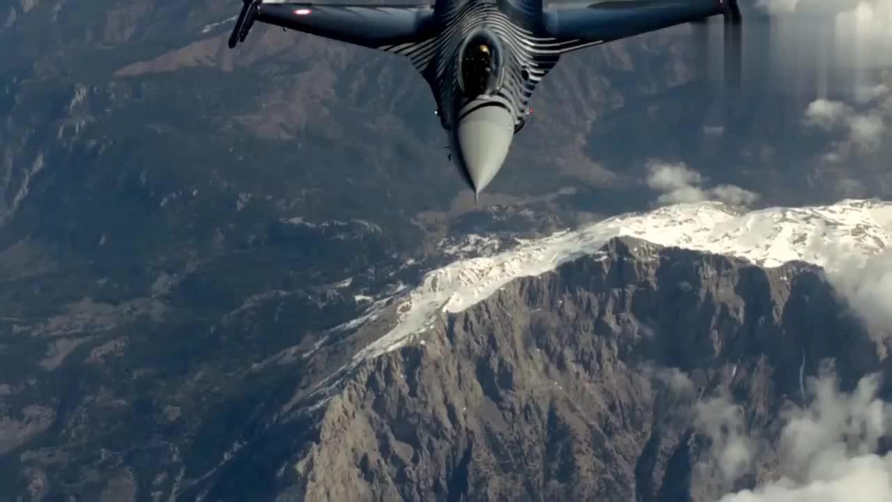 土耳其空军宣传片
