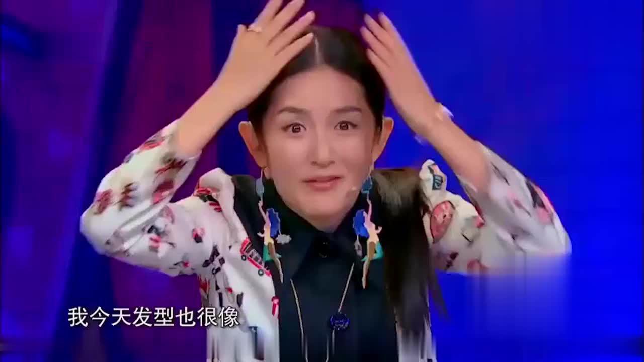 谢娜爆笑模仿老公张杰,连刘欢老师都不放过,太搞笑了!