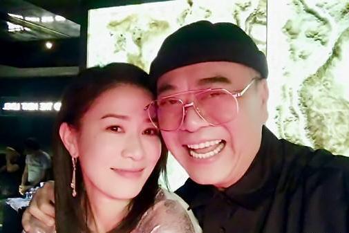 佘诗曼欧阳震华综艺同框引回忆杀,离巢旧将仍是收视保证打脸TVB