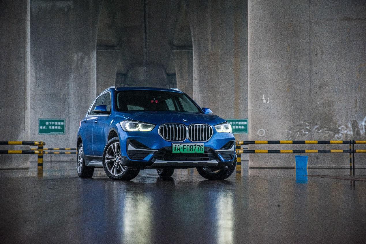 纯电续航110KM!西安深度体验BMW X1插电式混合动力