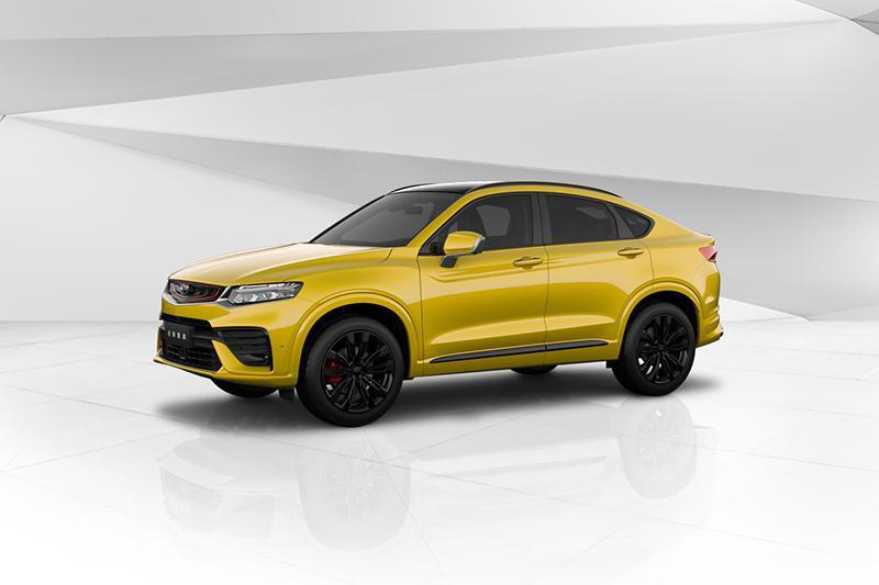 增260T车型 新款吉利星越上市 售价13.58万-19.58万元