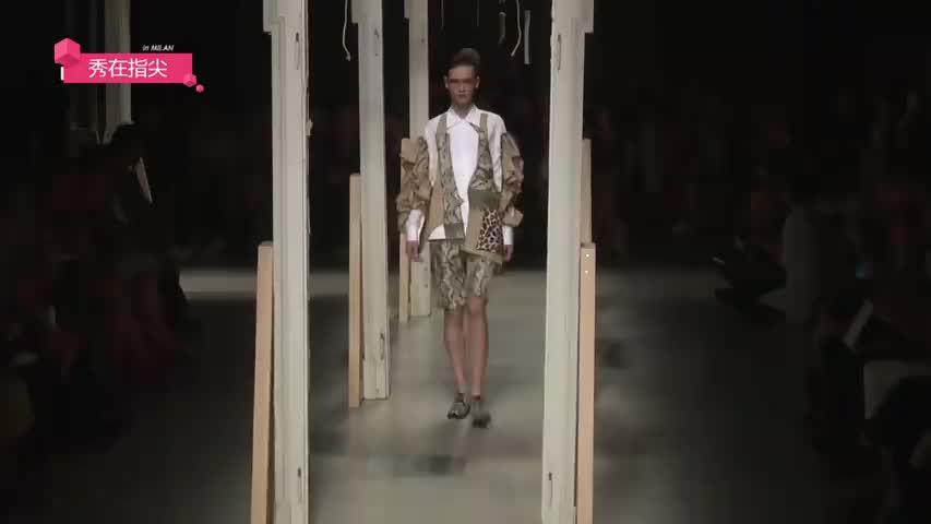 凭借其华丽而讲究的剪裁享誉世界的服装品牌Antonio Marras时装
