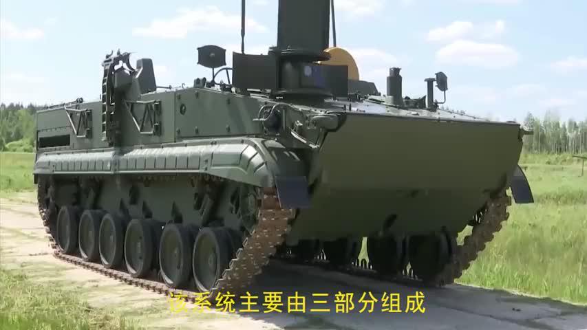 菊花牌超音速导弹,命中率超过95%,3辆发射车可粉碎14辆坦克进攻