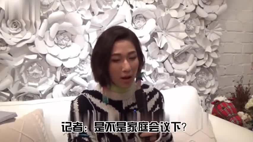 钟嘉欣接受媒体采访,表示自己即将息影,今后不再拍戏了……