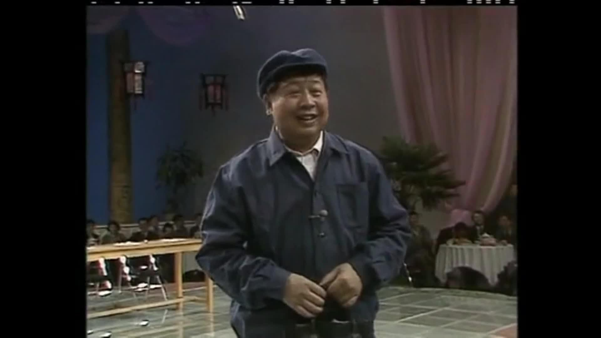 相声:马季演绎《宇宙牌香烟》,爆笑相声,专治各种不开心!