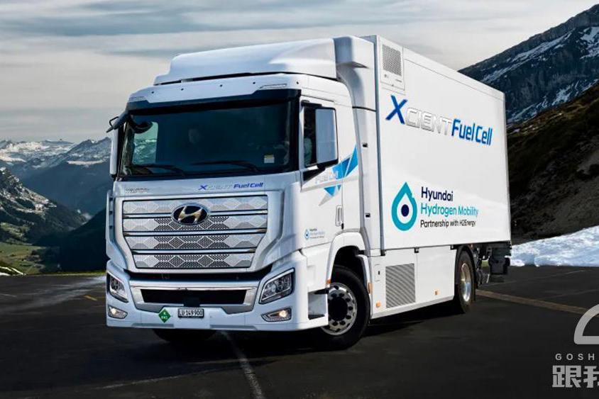 现代汽车在中国生产氢燃料电池 预计2022年将量产氢能源车NEXO