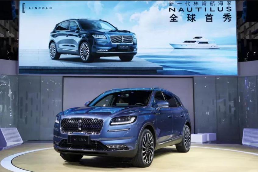 """豪华""""新势力""""崛起,林肯第三款国产SUV亮相广州车展"""
