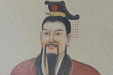 汉高祖刘邦一生只写了多少首诗?其中一首流传千古