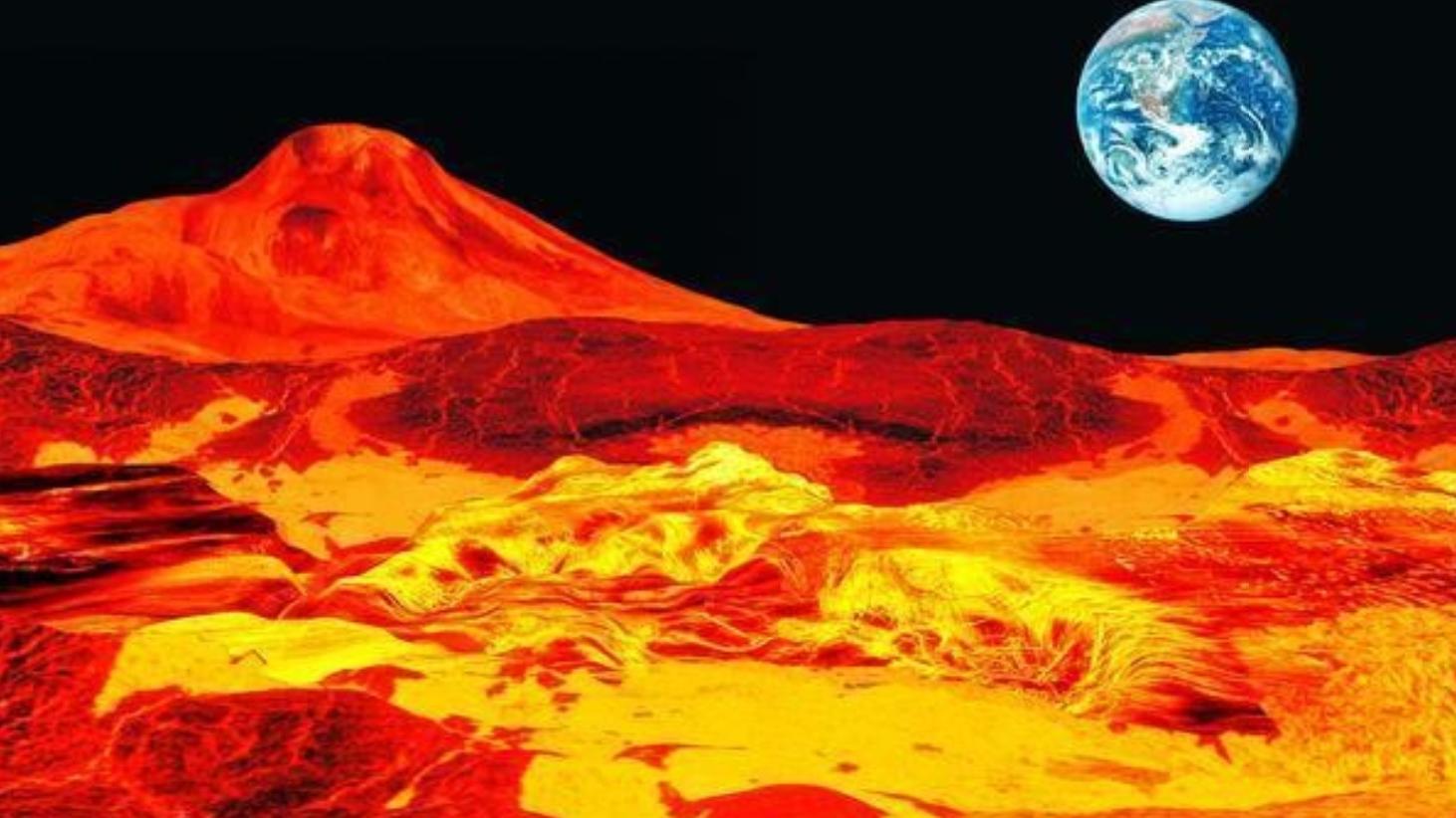 30亿年前的金星是最适宜生存的星球,而地球还是一颗死亡行星