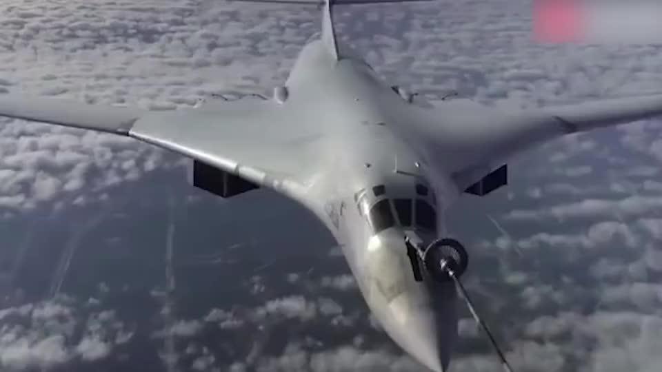 轰炸机颜值的代表实拍图160轰炸机空中展示