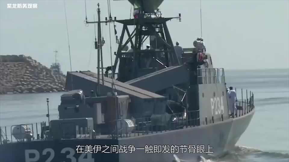 一枚导弹在印度洋爆炸,海上目标被摧毁,美质疑:哪来的技术