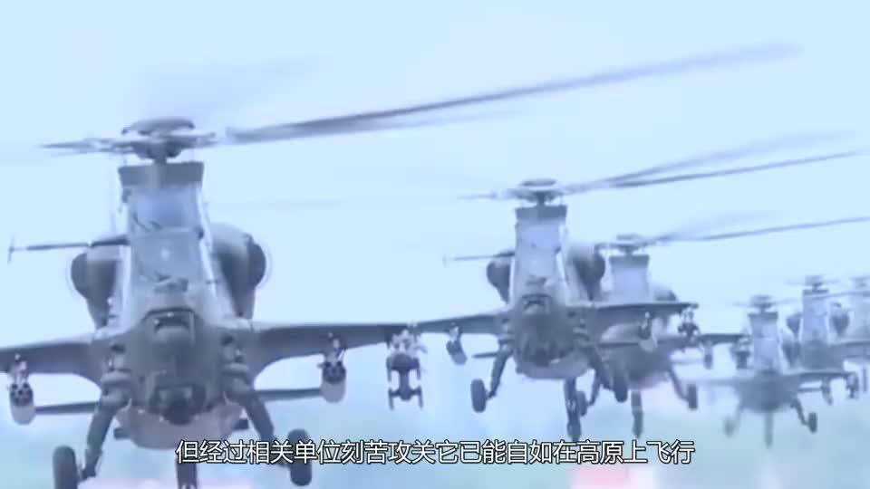 武直-10飞抵高海拔山区展开演练,未来可采用多种战术来打败敌人