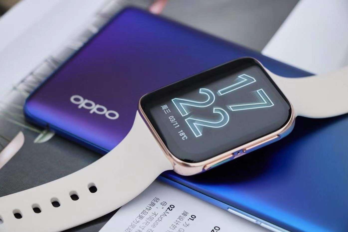 售价两千左右的智能手表,苹果、小米和OPPO Watch,你咋选?