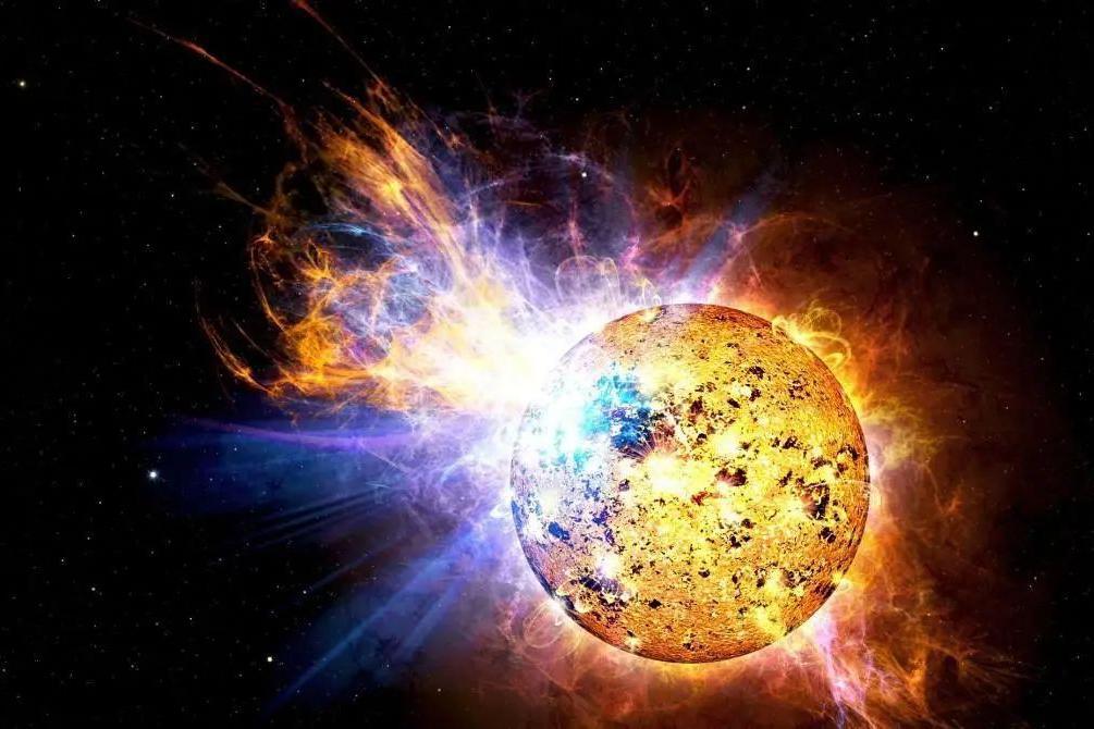 首次测量到太阳色球磁场,证明太阳龙卷风:是由旋转的磁场产生!