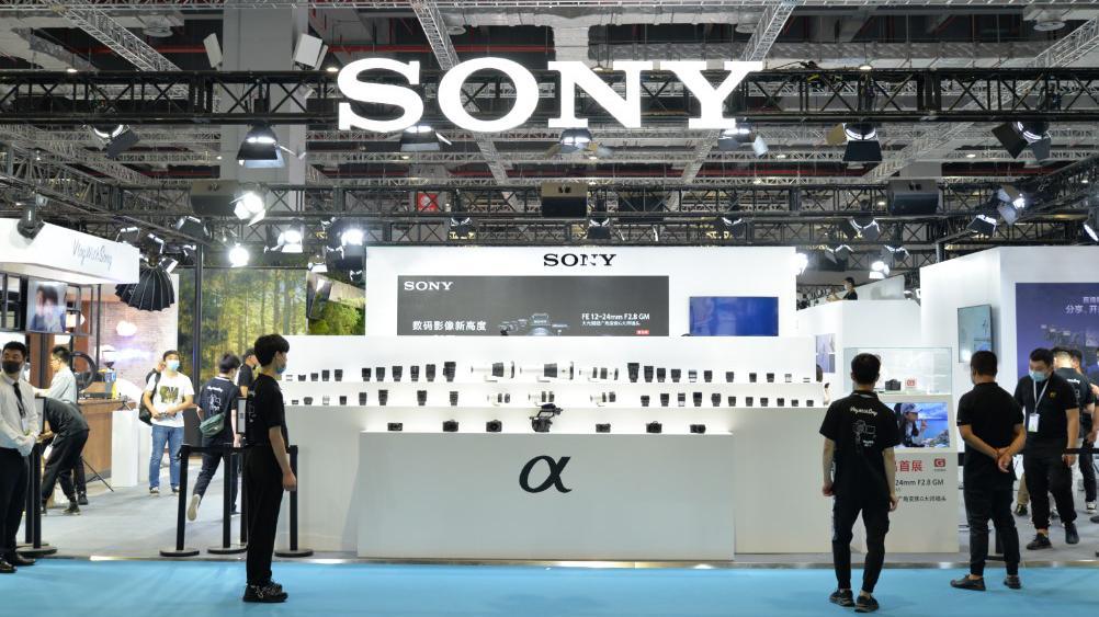 P&I 2020 索尼超广新镜展会首秀 相机黑科技火力全开