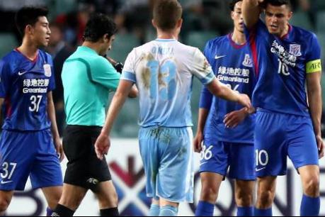 亚足联又要开出重量级罚单?上海申花将因此成最大受益者