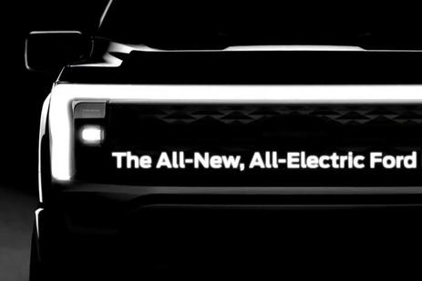 油车有未来吗?福特F150电动版预告,硬派皮卡逃不过历史趋势