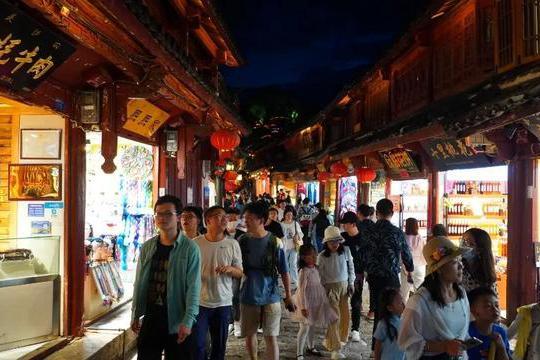 云南排第一!跨省游恢复满月最受欢迎目的地人气出炉