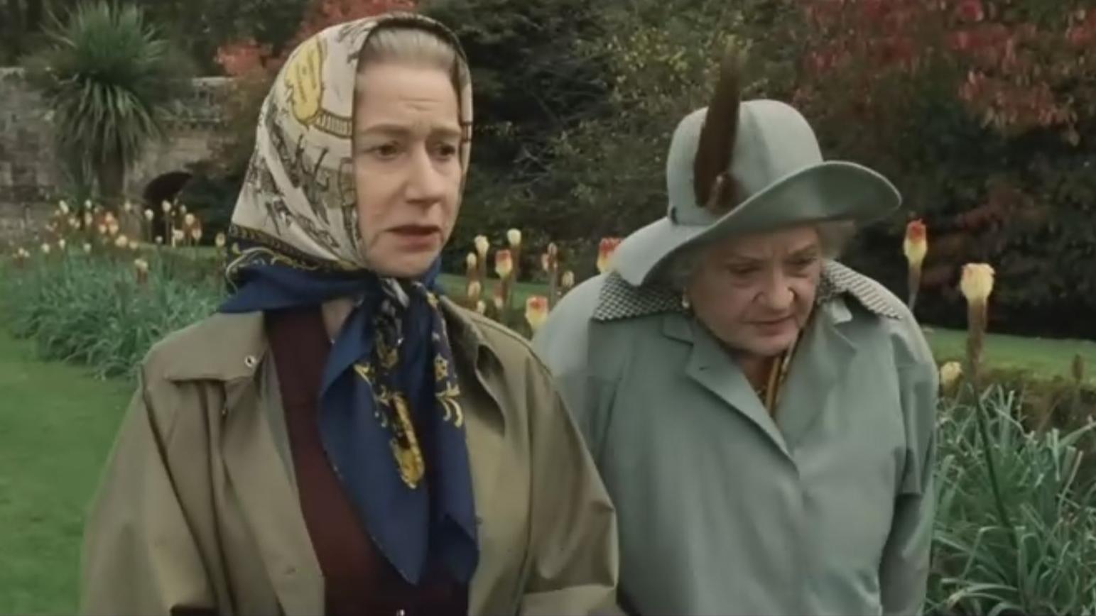 戴安娜王妃逝世,女王不闻不问,王室终于迎来信任危机!传记电影