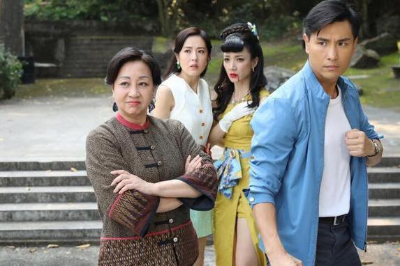 《唐人街》被TVB抽起播映无期 视帝陈展鹏担心被以为退休