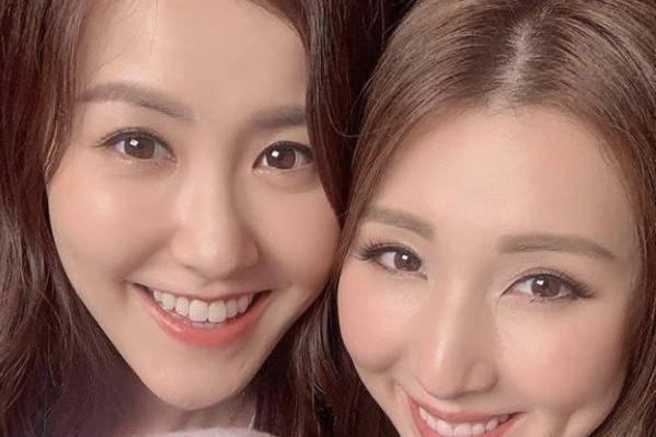 TVB娇小女神为答谢粉丝玩透视诱惑 曾表示想和马国明演情侣