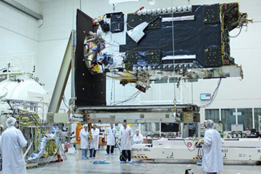 这弹丸小国不简单!自制卫星每日可飞越周边六次 分辨率为0.5米