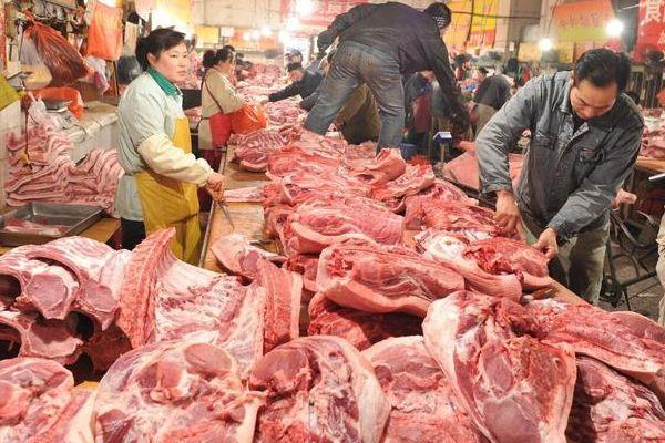 猪肉价格一直上涨,老百姓真吃不起了,10元时代一去不复返?