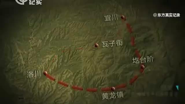 解放战争爆发,胡宗南作出自以为高明的决策,不料早被彭德怀识破