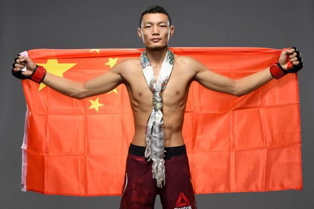 苏木达尔基赛前专访:在UFC蝇量级自己的身高臂展和速度是优势!