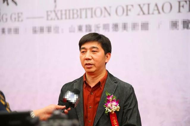 中央美院美术学博士肖文飞:书法家是一个手艺人,不要自视太高