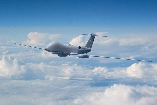 """""""全球鹰""""侦察机有多牛,北约接收三架部署基地,侦察覆盖全球"""