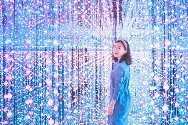 南昌最近很火的艺术馆,视觉冲击感极强,40元可拍50多个场景
