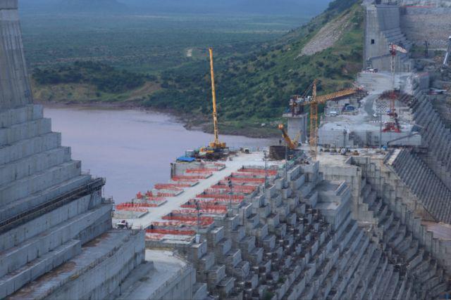 """埃塞俄比亚建""""非洲三峡"""",可使该国发电量陡增,邻国却想毁了它"""